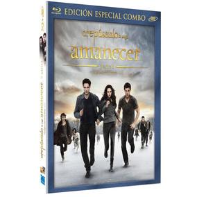 Amanecer Parte 2 Pelicula Combo Bluray+dvd
