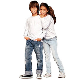 Camiseta Térmica Tres Ases Manga Larga Remera Niños 10 - 16