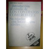 Introduccion Al Estudio D Los Contratos Comerciales-gastaldi