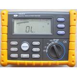 Multi Tester Gigohmetro Digital Yhs-513 2500v Megohmetro