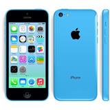 Iphone 5c 16gb Azul 4g Apple Original Desbloqueado Seminovo