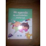 Mi Agenda Maternal Editorial Nori,nuevos De La Editorial