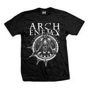 Remera Arch Enemy  Tempore