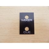 Placa Do Vu Mixer Gradiente M 1 (nova)