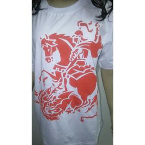 Camiseta Orixá São Jorge - Algodão