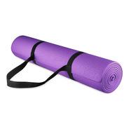 Mat Tapete Em Eva 5mm P/ Exercícios Yoga Pilates 200 X 60cm