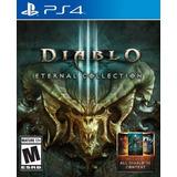 Diablo Eternal Collection Ps4 - Físico - Envío Gratis