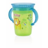 Vaso Entrenador Antiderrames Nuby 360 Wonder Cup Sipeez