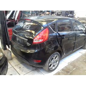 Sucata Ford Fiesta 2012 Retirada De Peças