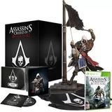 Paquete De Coleccion Assassins Creed Iv Black Flag Xbox 360