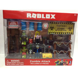 Roblox Champions Of Roblox Zombie Attack Entregas Urgentes