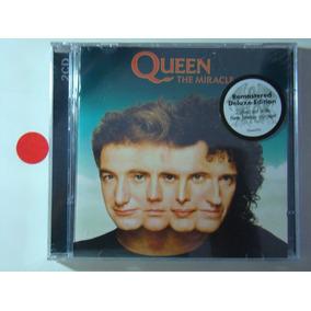 Cd - Queen - The Miracle - Bonus Ep - Duplo - (lacrado)