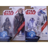 Luke Skywalker (yedi Exile) Y R2-d2 Force Link