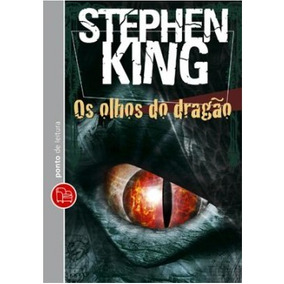 Livro Os Olhos Do Dragão Stephen King