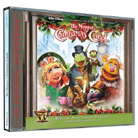 Cd - Muppets Christmas Carol