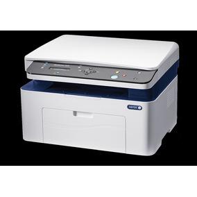 Multifuncional Xerox Workcentre 3025/ni Laser Preto E Branco