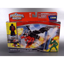 Power Rangers Megaforce Místico Dragón Zord La Lucila