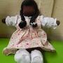 Boneca Waldorf Troca De Roupa Nina Brinquedos Educativos