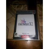 Final Fantasy X-2 Ps2 Original Pal España