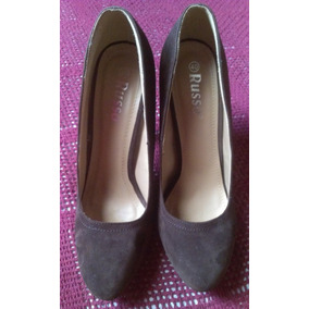 Zapatos Dama Talla 40 Marca Russo