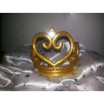 Adorno De Torta Corona Princesa
