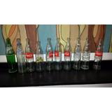 Botella Coca Fanta Sprite Schweppers Retornables Bar Cajon