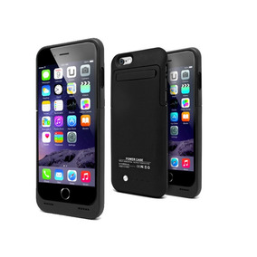 Funda Con Batería Power Bank Para Iphone 6 De 3200 Mah