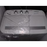 Lavadora Doble Tina Premium Modelo Pwm6010m Somos Tienda