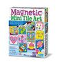 4m 4563am Magnética Mini Arte De La Teja