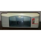 Impresora Escaner Copiadora Hp Y Un Cartucho Color 3 En Uno
