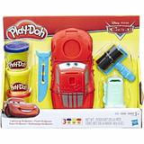 Play-doh Cars Rayo Mc Queen Hasbro C1043 Set Masa Educando