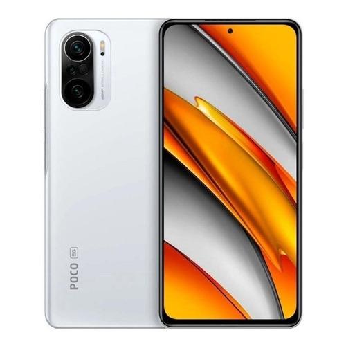 Xiaomi Poco F3 5G Dual SIM 128 GB blanco ártico 6 GB RAM