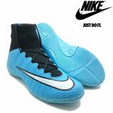 Chuteira Futsal Nike Botinha Cano Alto Mercurial Superfly Fc