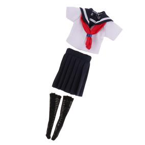 Camisa Linda Y Ropa Interior Mini Falda Uniforme Ropa Para 1