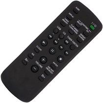 Controle Remoto Aparelho Som Sony Fst-sh2000 Mhc-ec590 Novo