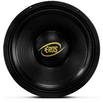 Woofer Eros 10 Polegadas 300w Rms E-310 Lc Alto Falante 8hms