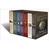 Game Of Thrones Juego De Tronos Completo 8 Libros Digitales