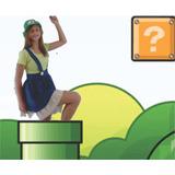 Roupa Para Cosplay Luigi/mario