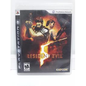 Jogo / Ps3 - Resident Evil 5