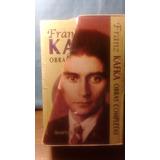 Franz Kafka. Obras Completas. 4 Tomos