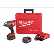 M18 Fuel High Torque Impact Wrench With F Milwaukee 2767-22