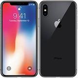 Apple Iphone X 256gb, Desbloqueado Con Garantía De 12 Meses