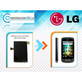 Pantalla Lcd Lg Optimus One P500 P500h 100% Original