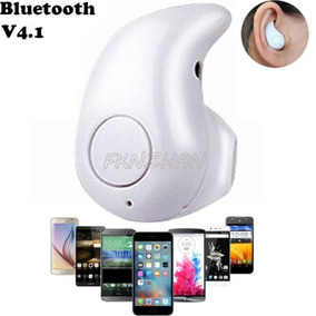 Auriculares Estéreo Inalámbricos Bluetooth Auricular Manos