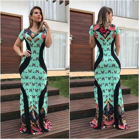 Foto de vestido longo da moda