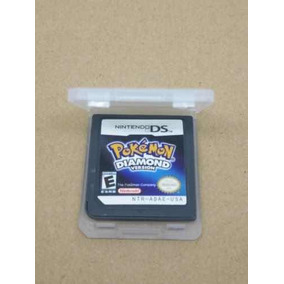 Pokémon Diamante Pocket Monsters Diamond Nintendo Ds Dsi 3ds