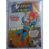 Revista Action Comics #230 - Original 1957 - Superman - Dc