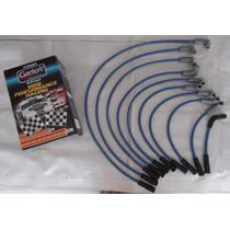 Cables Para Bujías Garlo Race 8.5 Mm Camaro Trans Am V8 Lt1