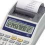 Calculadora Con Rollo Papel Sharp El-1611p 12 Digitos