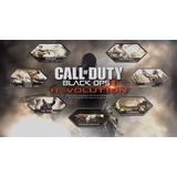 Call Of Duty Black Ops2 Ps3 Dlc Revolution Y 2 Camos Español